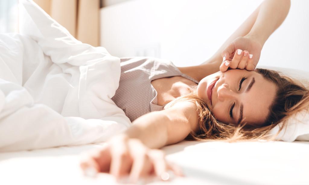 Blir du ofte tent i søvne?