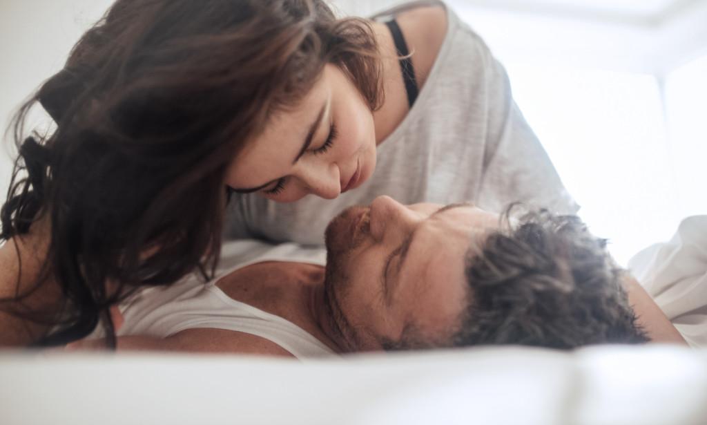 Det er større sjanse for å oppnå orgasme
