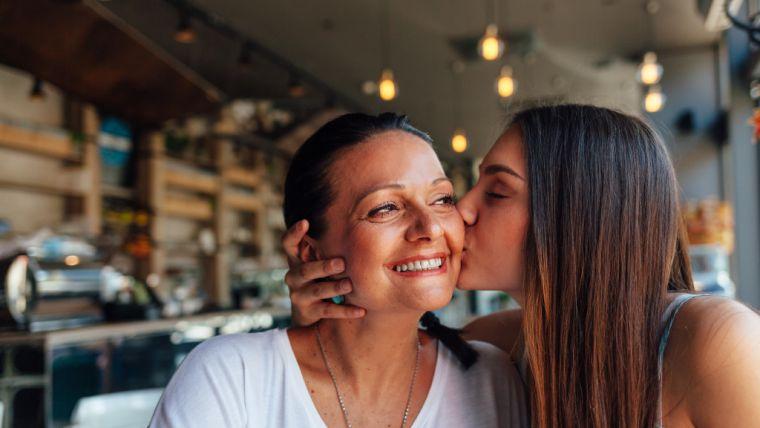 En ferietur med mamma er bra for helsa!